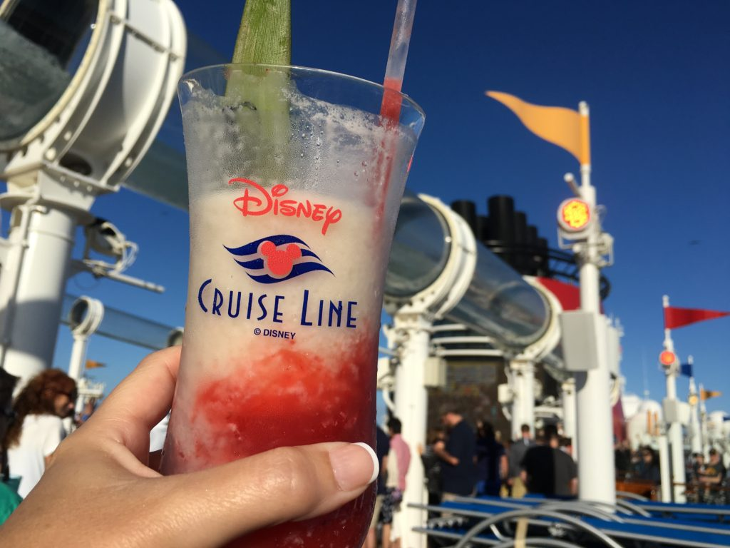 Cheers to your Disney Cruise