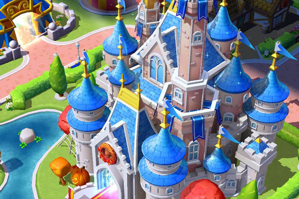 Disney Magic Kingdoms game