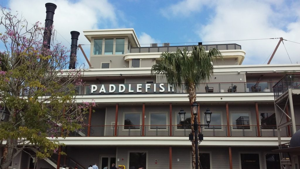 Paddlefish Restaurant at Disney Springs