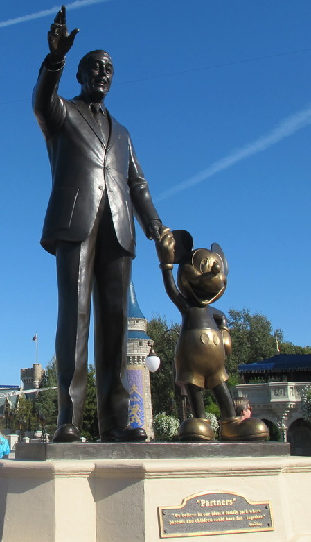 Partners Statue at Walt Disney World