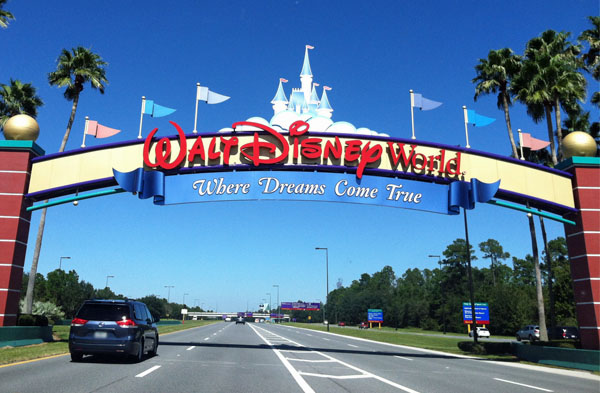 Gateway to Walt Disney World