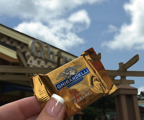 Ghirardelli Chocolate Shop at Disney Springs
