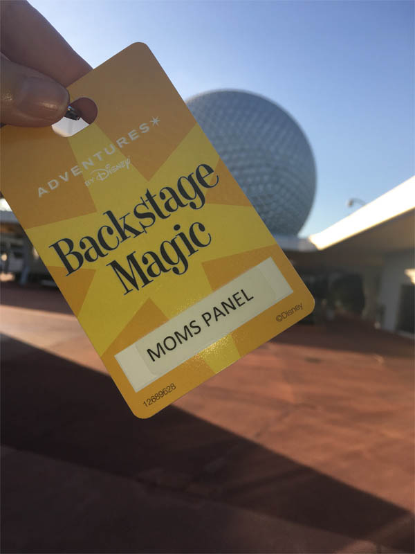 Walt Disney World's Backstage Magic Tour